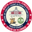 Pasco County Clerk seal