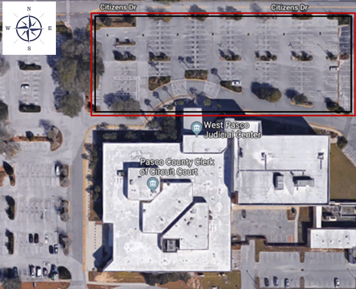 Satelite Image of New Port Richey Office